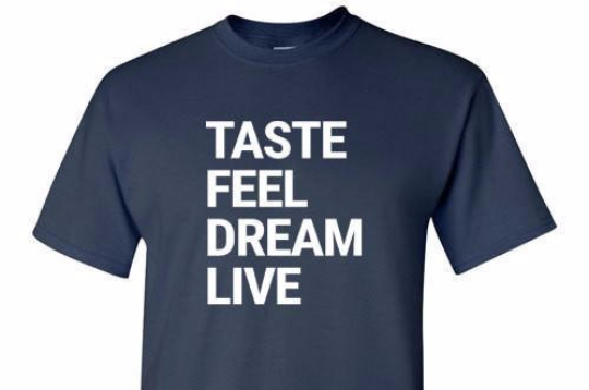 Taste Feel Dream Live Tee