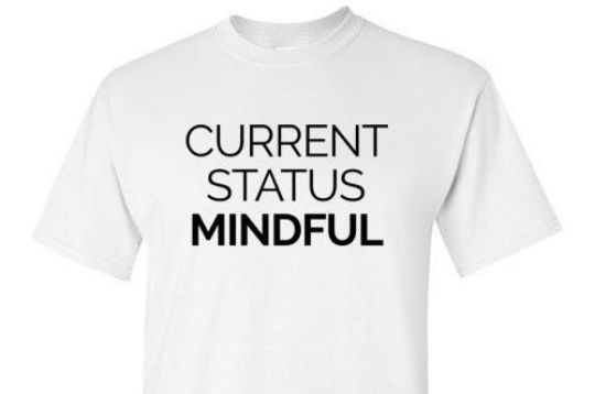 Current Status Mindful Tee