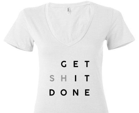 GET IT DONE V NECK