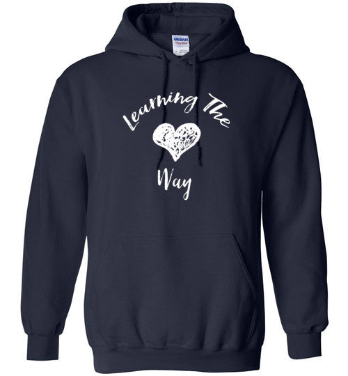 Learning The Heart Way Hoodie