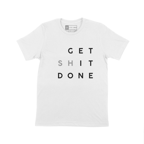 GET IT DONE SHORT SLEEVE