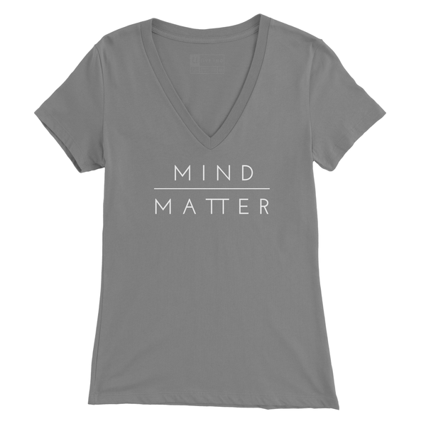 Mind Over Matter V Neck