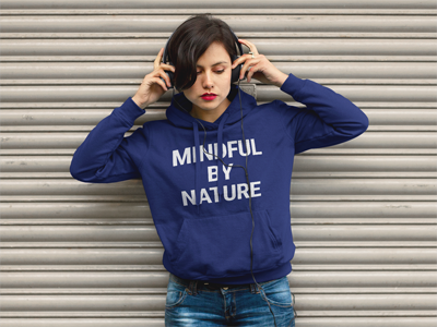 Mindful By Nature Hoodie