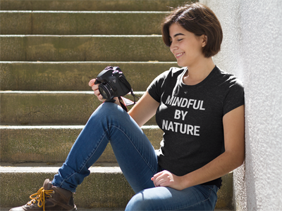 Mindful By Nature Tee