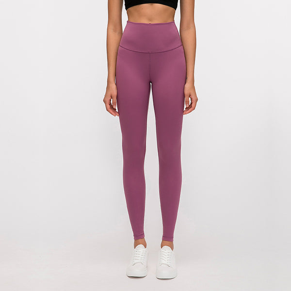 POCKETED HIGH RISE WORKOUT LEGGINGS