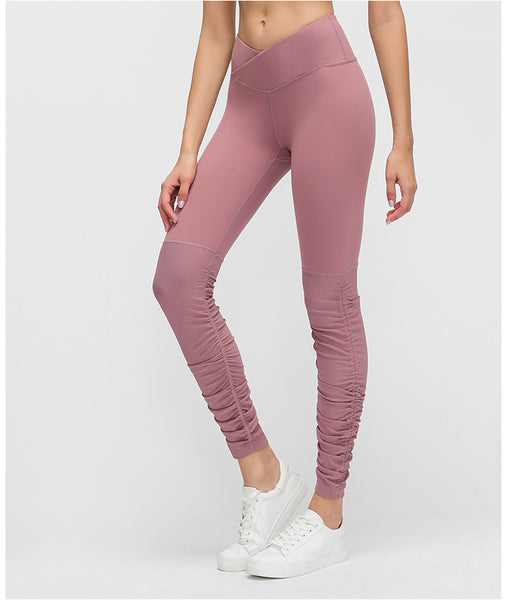 RIBBED EVERYDAY WORKOUT LEGGINGS