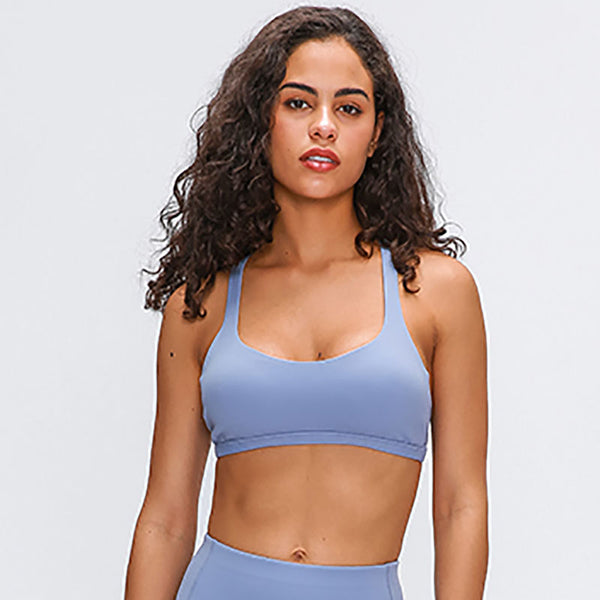 FREE TO BE WORKOUT SPORTS BRA