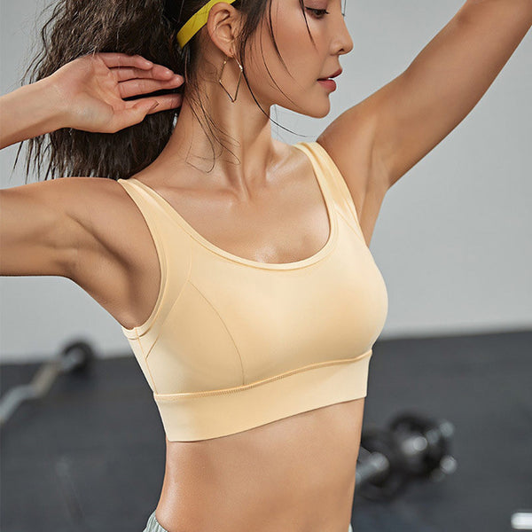 A-E CUP MEDIUM SUPPORT SPORTS BRA