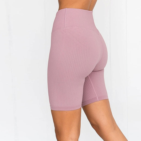 WORKOUT HIGH RISE BIKER SHORT