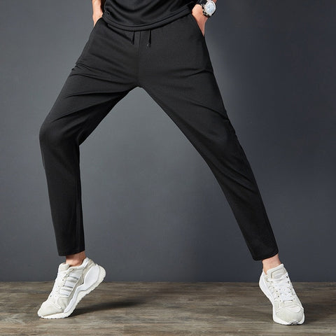 FLEXIBLE CASUAL PANTS
