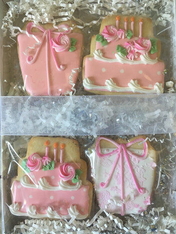 Decorated Cookie - Birthday - Pretty Packages