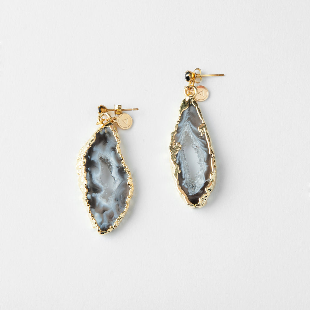 "Earrings "" Icy """
