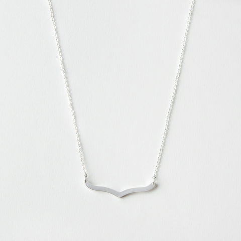 "Necklace "" Mr Moustache"""