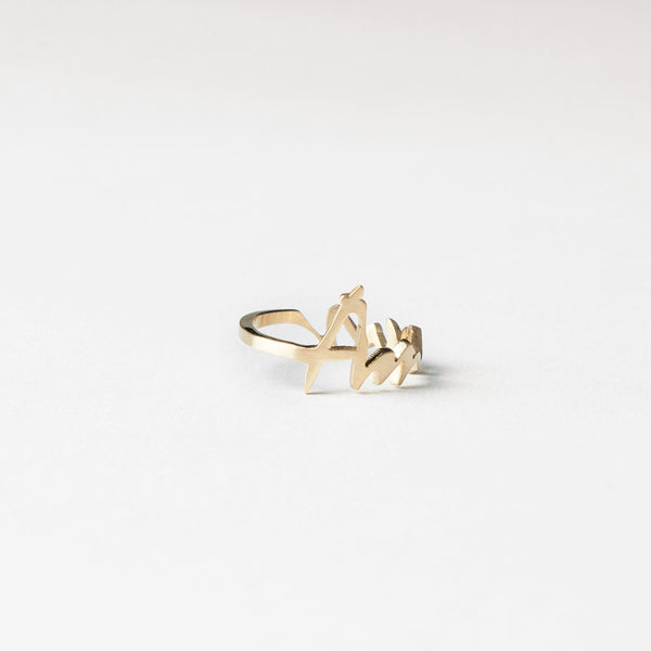 "Ring ""Amour"""