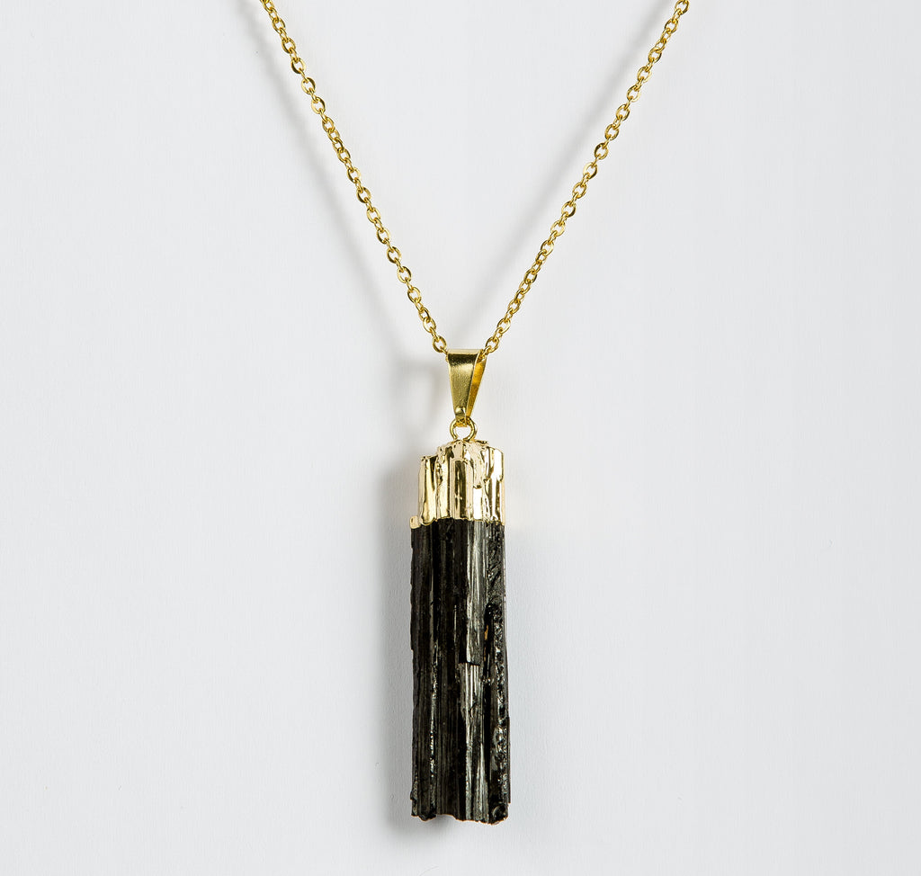 Necklace Tourmaline