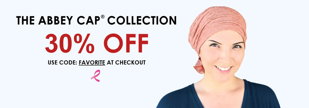 30% OFF ABBEY CAP COLLECTION. USE CODE: FAVORITE AT CHECKOUT
