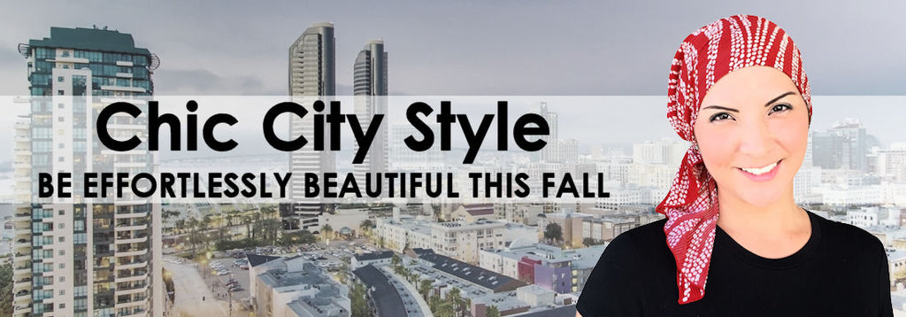 Chic City Style - Be Effortlessly Beautiful this Fall