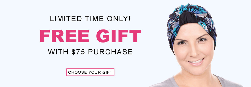 FREE Gift with $75 Purchase