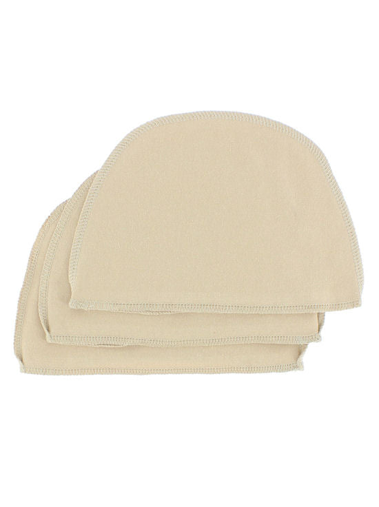 WL-BEIGE3#Cotton Wig Liner in Beige 3 pc Pack
