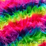 NEON rainbow fluffies - Beatzwear - 2