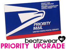 Priority shipping upgrade (Domestic US) - Beatzwear