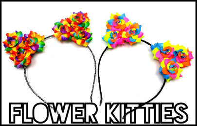 Beatzwear flower kitties