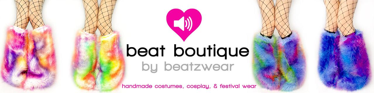 Beatzwear fluffies premium/pattern fur