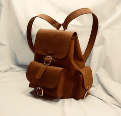 Handcrafted Leather Bags, Backpacks & Purses