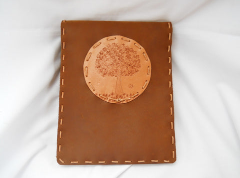 Leather Notebook/Organizer