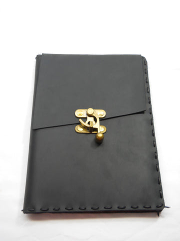 Clasp Journal, Smokey-Black