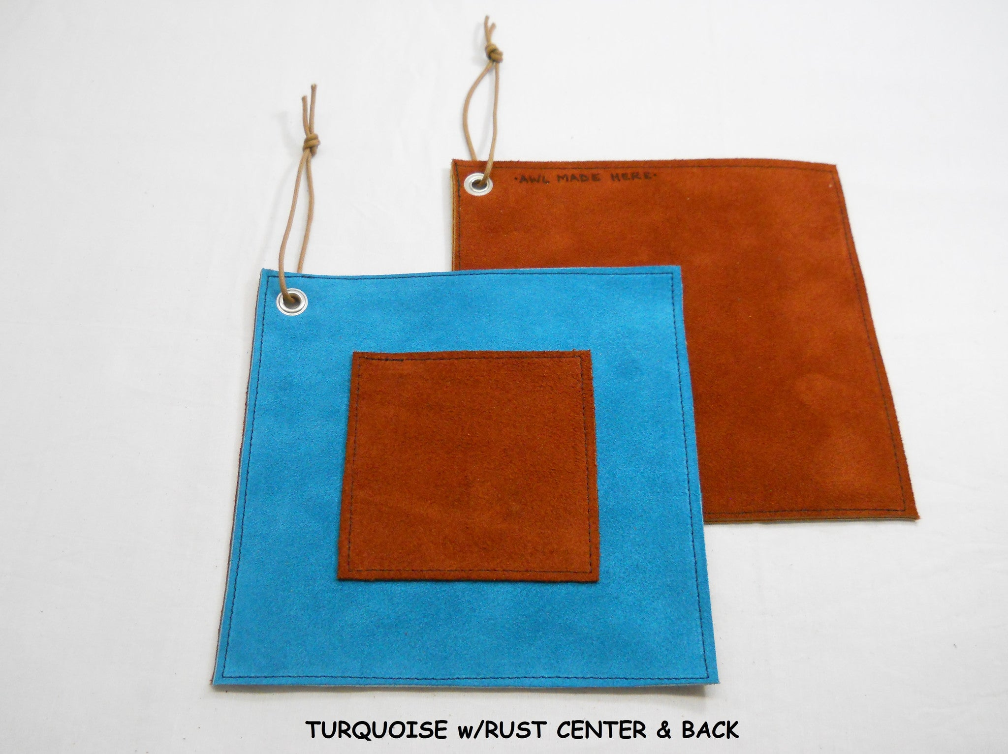 Suede Pot Holders/Hot Pads