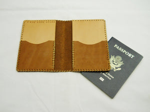 Passport Case, four pockets