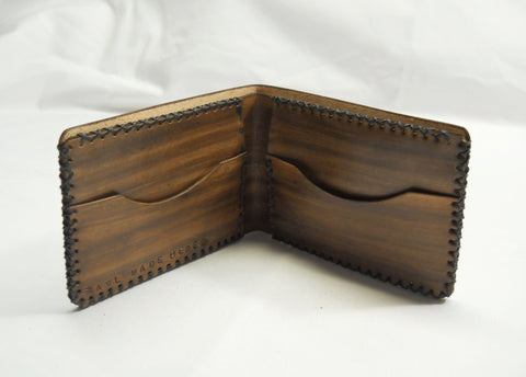Wood Grain Wallet
