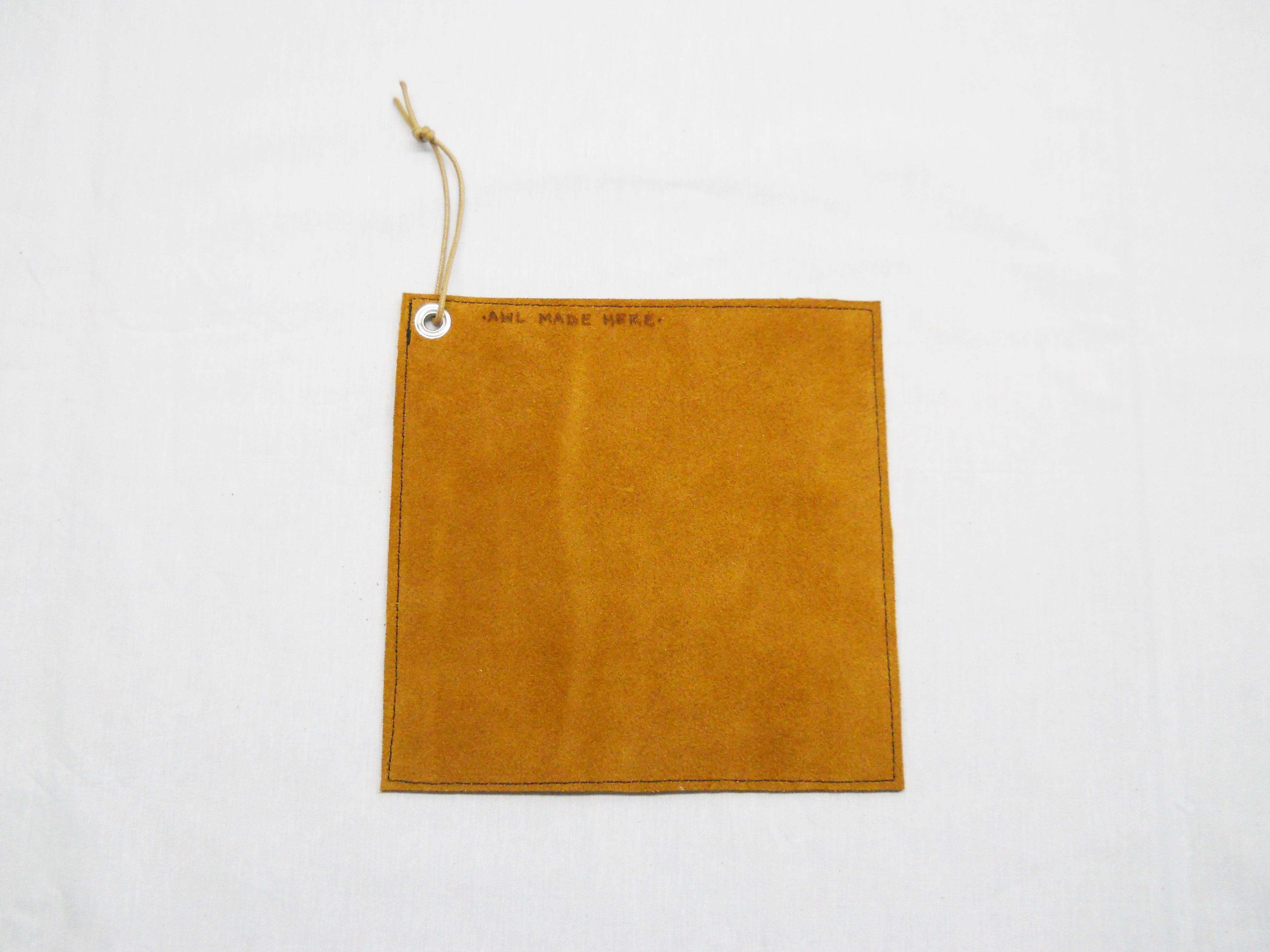 Suede Pot Holder / Hot Pad (1B)