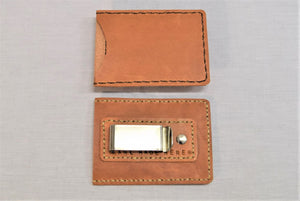 Money Clip Wallet, Single Pocket