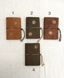 Little Leather Notebooks