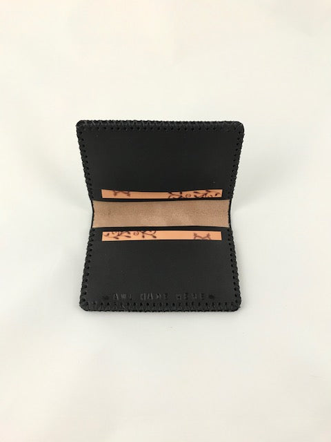 Card Holder, Four Pockets