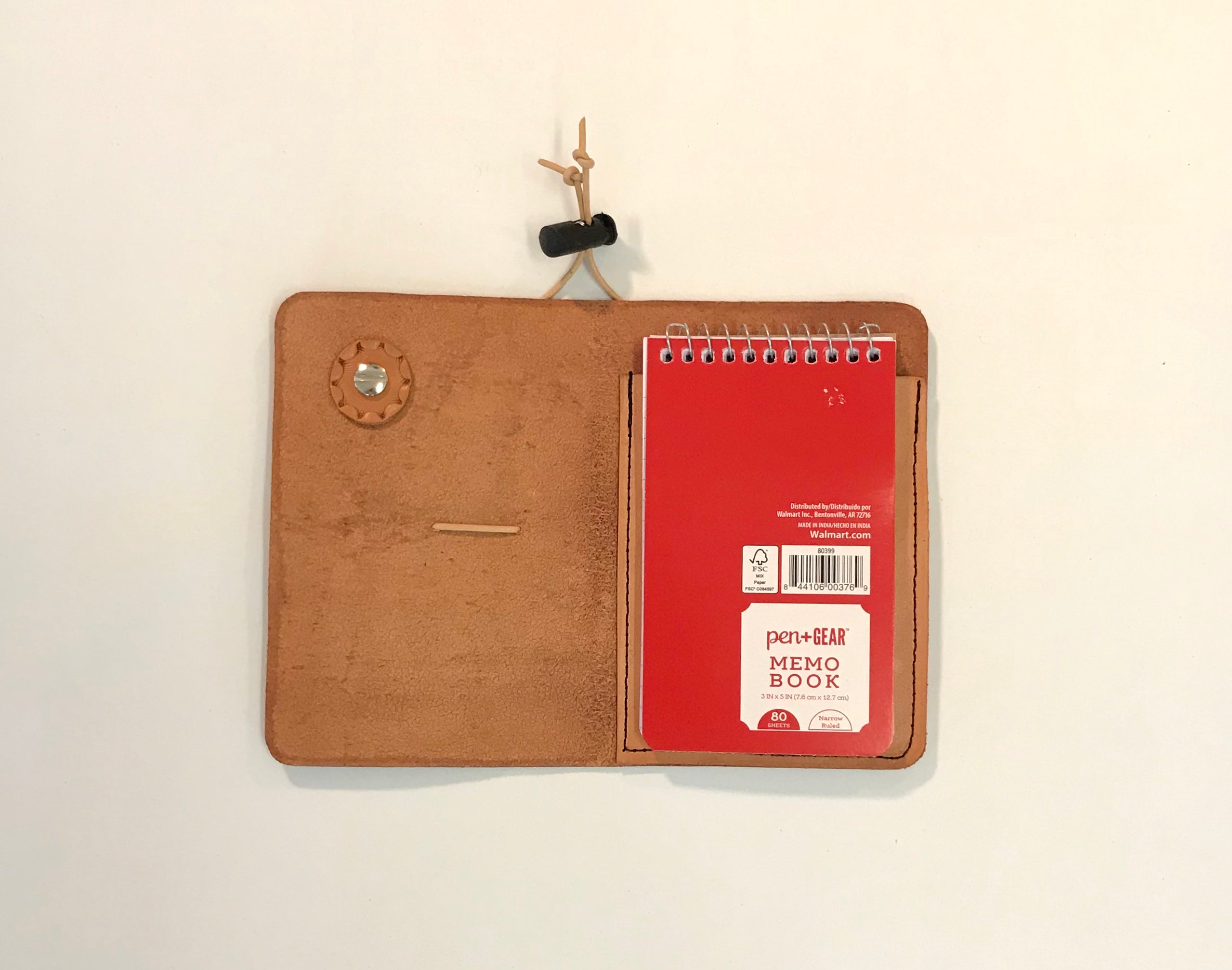 Mini Notebooks, Buffalo Nickel