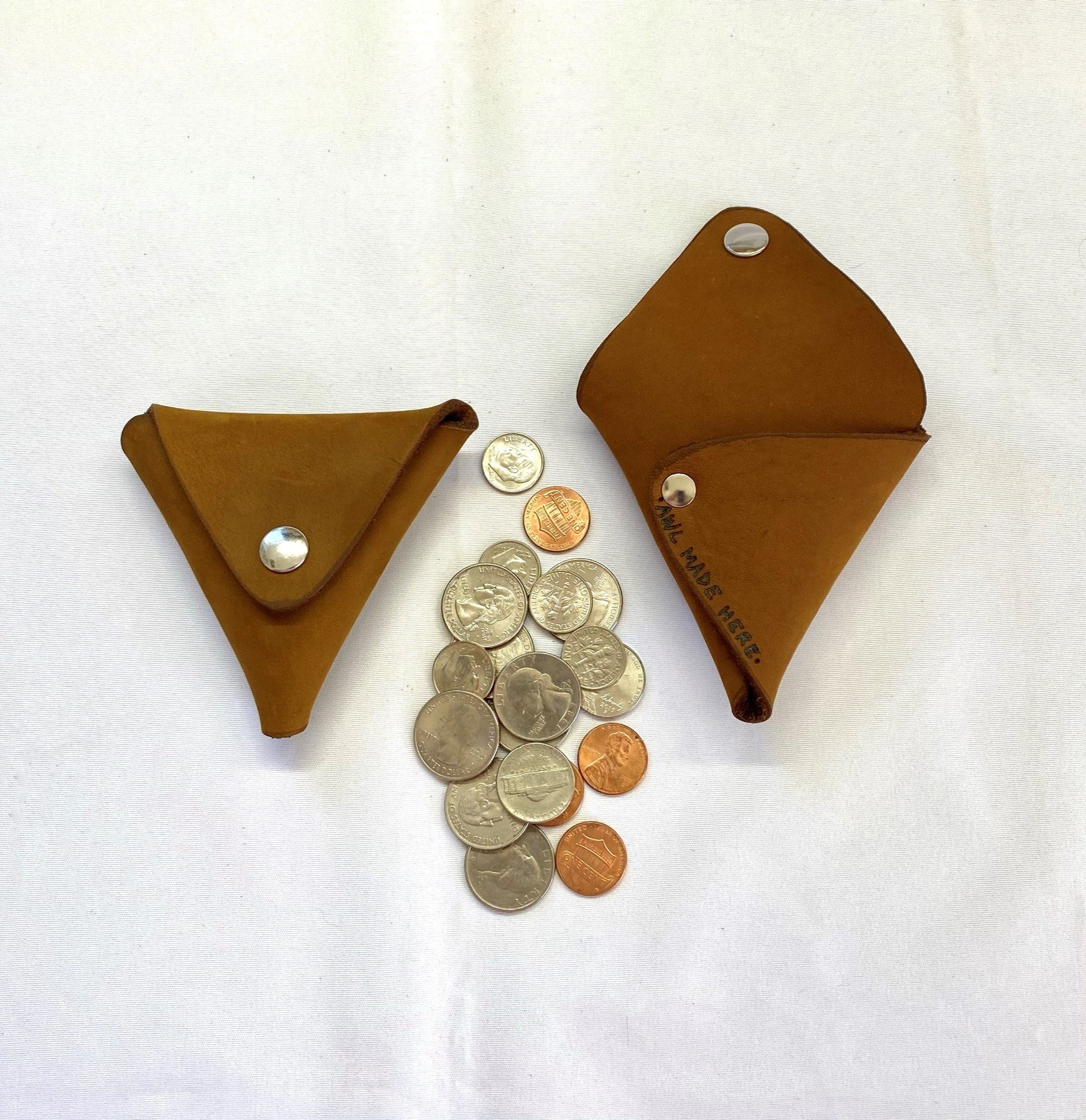 Coin Triangles
