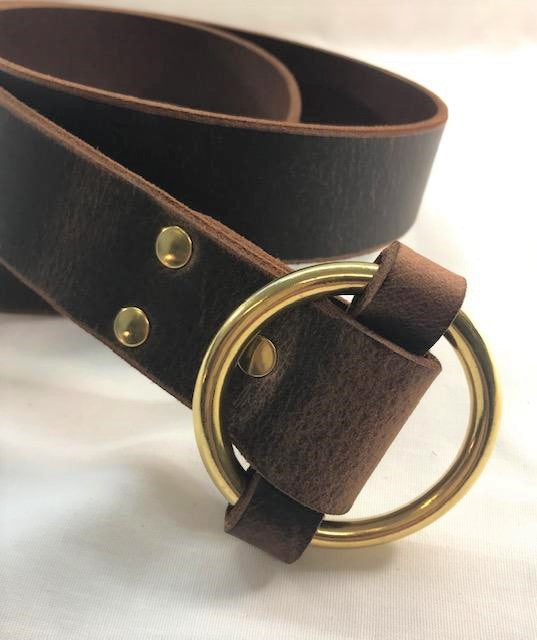 O-Ring Belt (Water Buffalo)