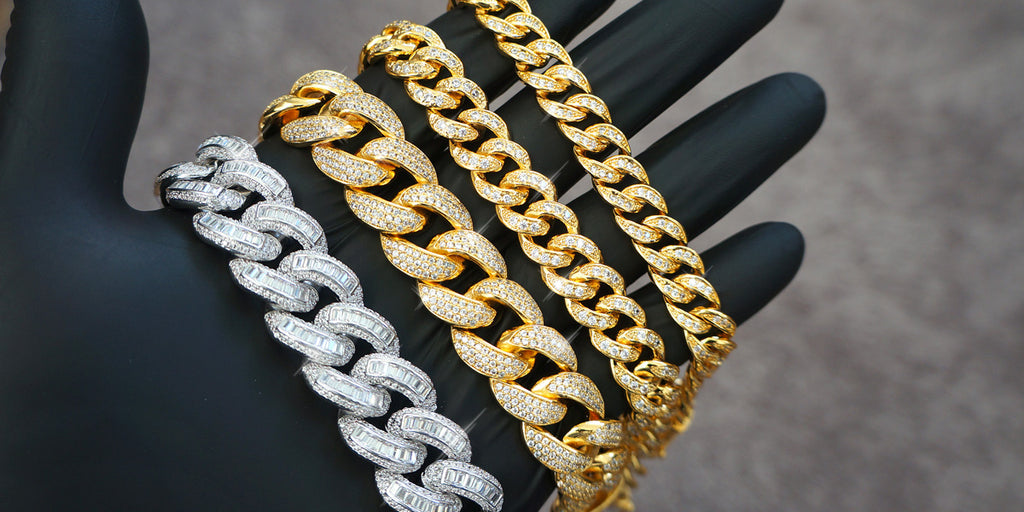 diamond cuban chains
