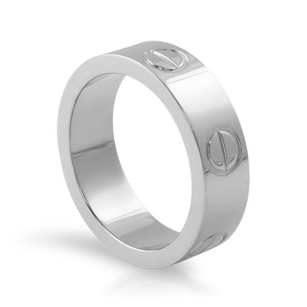 Stainless Steel Designer Style Ring