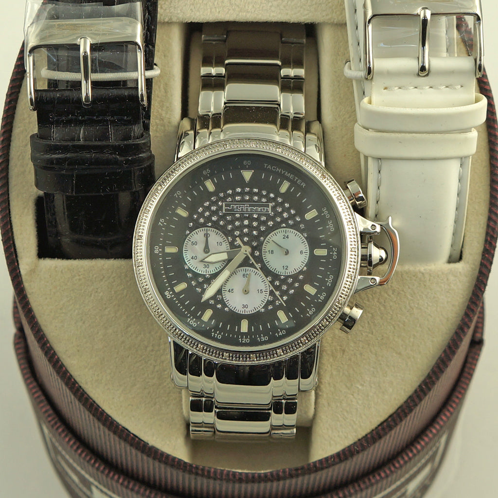Mens Chrono Jojino 0.25 Carat Diamond Watch