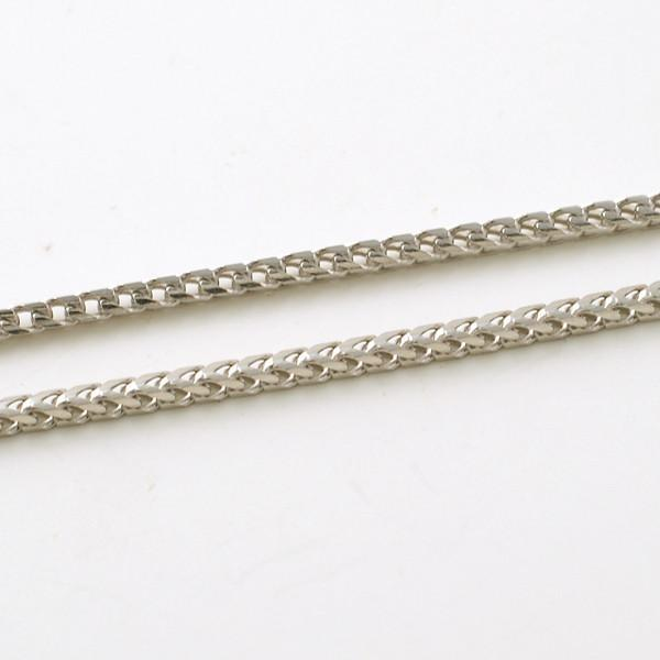 2mm Italian Sterling Silver Franco Chain
