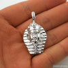 Stainless Steel Solid Pharoah Pendant Chain