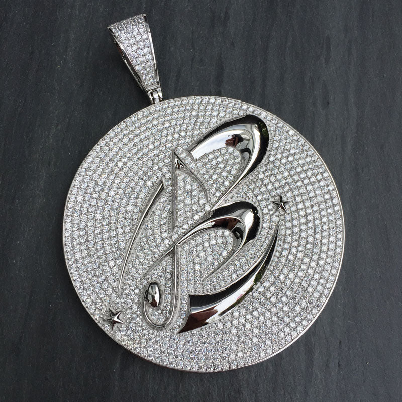 Custom Made Pendant 3.5 - 4 inch