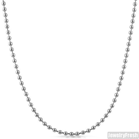3mm Stainless Steel Bead Chain