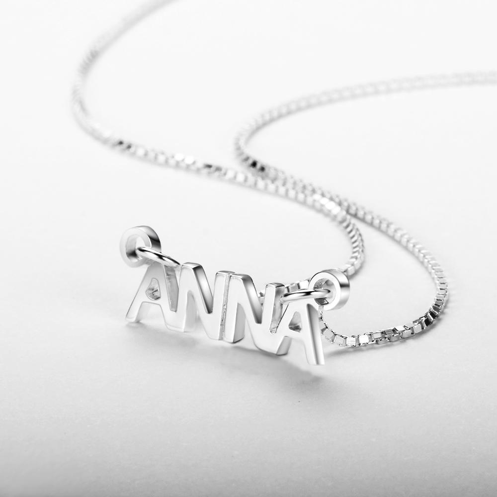 Custom Women's Name Necklace
