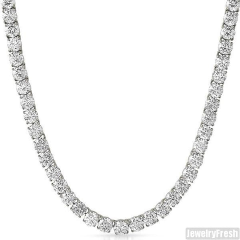 Top Quality 115 Carat VVS Flawless Steel Chain