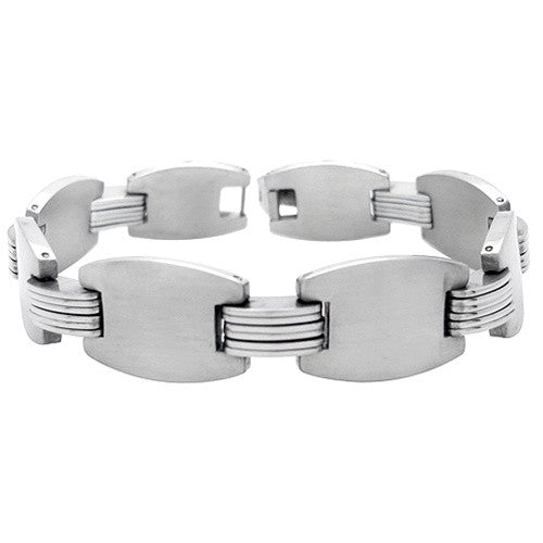 316L Stainless Steel SYNERGY Mens Bracelet